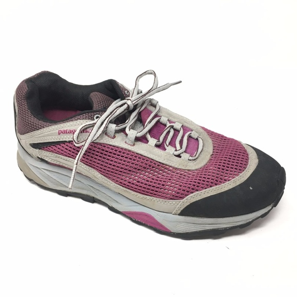 6b4772a4 Patagonia Shoes | Womens Nine Trails Sneakers Size 95 | Poshmark